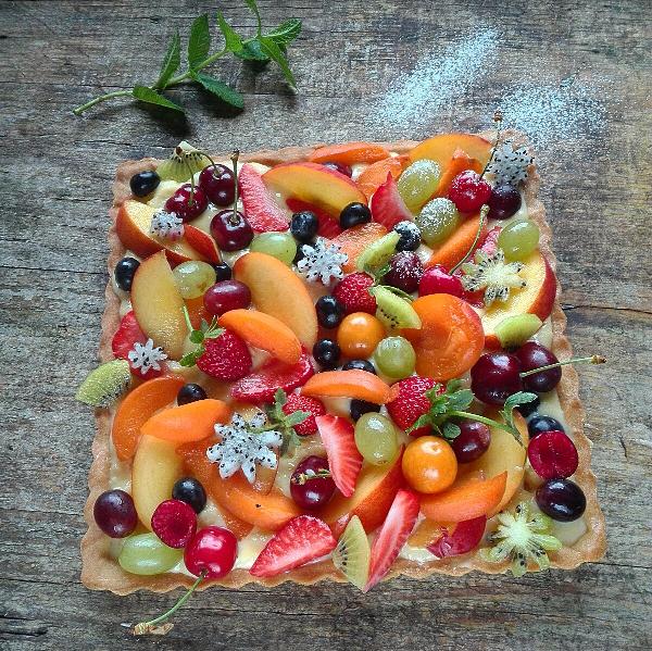 spesso cucinama.com - Crostata di frutta fresca QK87